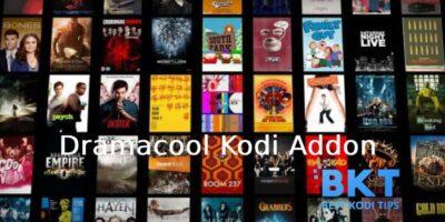 How to Install Dramacool on Kodi