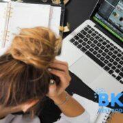 Struggling Between Work and Studies